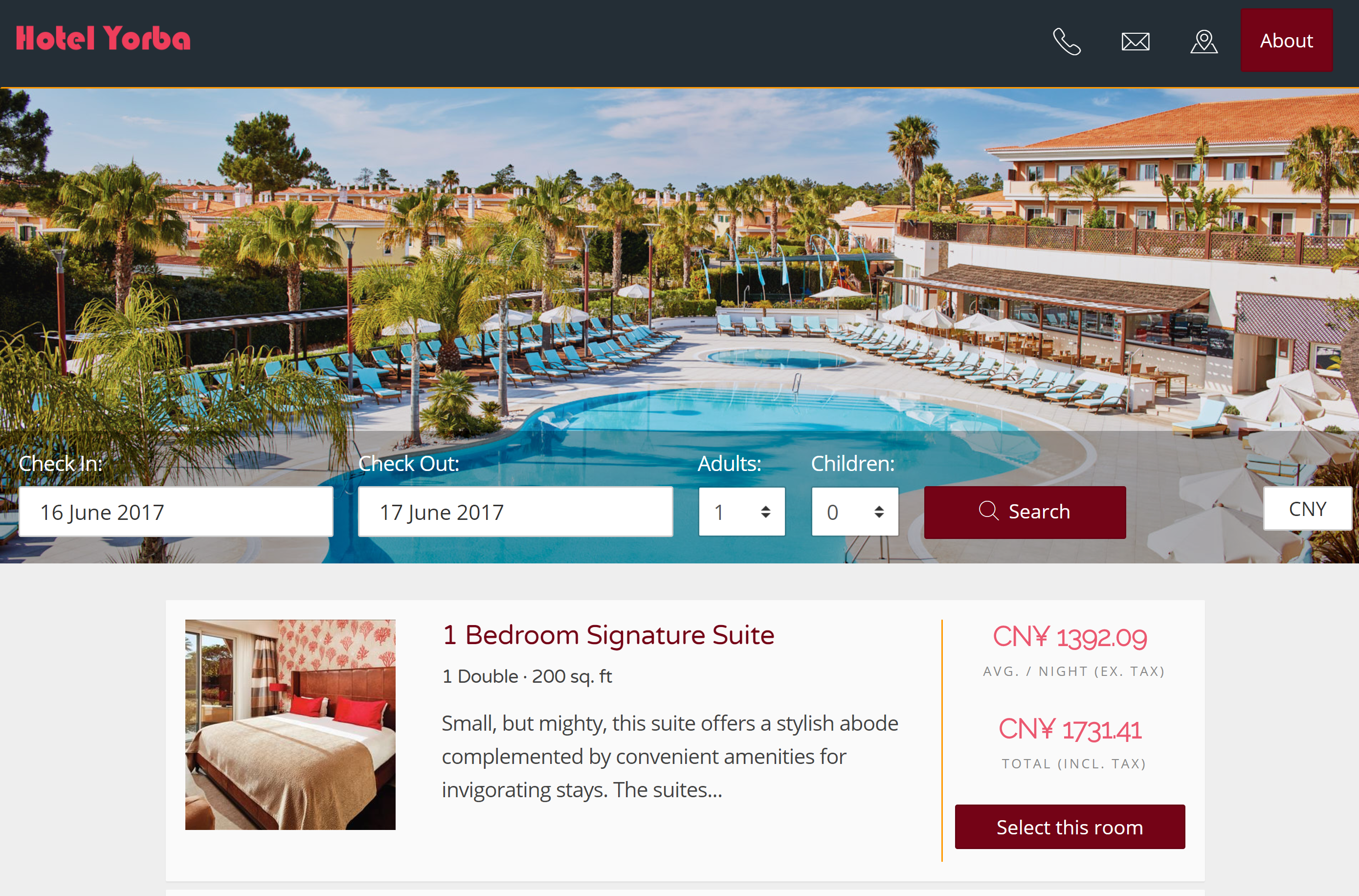 Einfache Powerful Hotel Rate Management Pricing Specials
